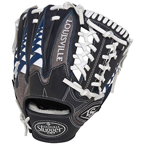 louisville-slugger-hd9-navy-11-5-baseball-glove-no-tags-right-hand-throw FGHDNV5-1150-NOTAG Louisville New Louisville Slugger HD9 Navy 11.5 Baseball Glove No Tags Right Hand