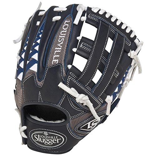 louisville-slugger-hd9-navy-11-75-baseball-glove-no-tags-right-hand-throw FGHDNV5-1175-NOTAG Louisville  No String Tags Special Markdown Price.