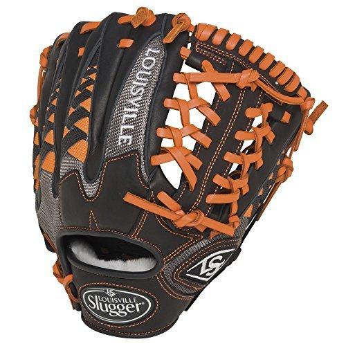 louisville-slugger-hd9-orange-11-5-inch-baseball-glove-orange-right-hand-throw XHHD5-1150-OrangeRight Hand Throw Louisville New Louisville Slugger HD9 Orange 11.5 inch Baseball Glove Orange Right Hand