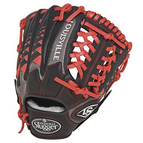 louisville-slugger-hd9-scarlet-11-5-baseball-glove-no-tags-right-hand-throw FGHD5SR-1150-NOTAGS Louisville  No String Tags Markdown Price.