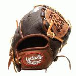 Louisville Slugger IC1200 Icon Series 12 Baseball Glove (Left Handed Throw) : Handcrafted from American steer hide. Extra-wide laces for ultimate durability. Perforated palm lining provides enhanced feel. Top professional patterns.