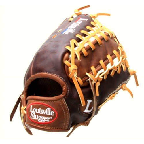 louisville-slugger-ic1275-icon-series-12-75-baseball-glove-right-handed-throw IC1275-RightHandThrow Louisville Slugger 044277986674 Louisville Slugger IC1275 Icon Series 12.75 Baseball Glove Right Handed Throw