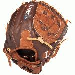 Louisville Slugger ICF1275 Fast Pitch Softball Glove 12.75 (Left Hand Throw) : Louisville Slugger Icon Series Fast Pitch Softball Glove Handcrafted from American steer hide. Extra-wide laces for ultimate durability.