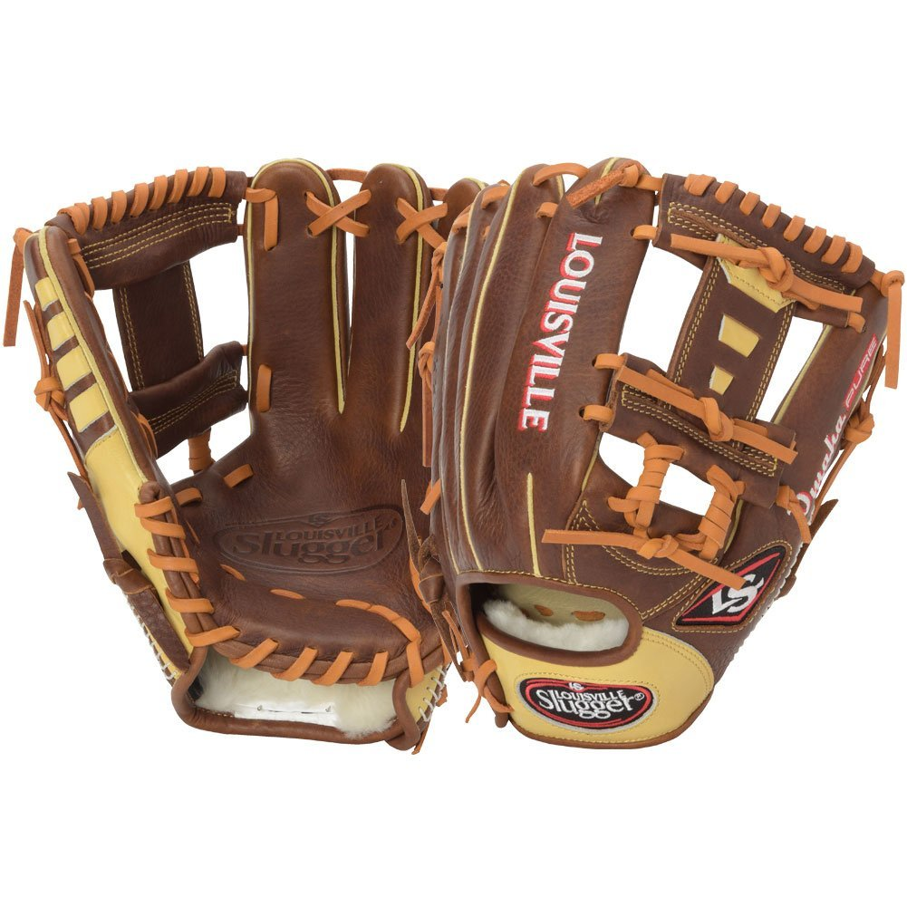 louisville-slugger-louisville-omaha-pure-11-5-inch-infield-baseball-glove-right-hand-throw FGPRBN6-1150-RightHandThrow Louisville 044277133160 The Omaha Pure series brings premium performance and feel with ShutOut