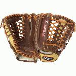 Louisville Slugger Louisville Omaha Pure 11.75 Inch Infield Baseball Glove Right Hand Throw