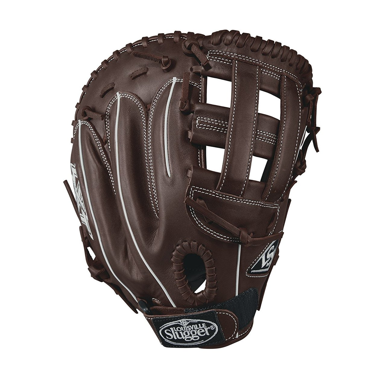 louisville-slugger-lxt-first-base-mitt-softball-glove-right-hand-throw-13 WTLLXRF17BM-RightHandThrow Louisville 887768498160 Used by the top players the LXT has established itself as