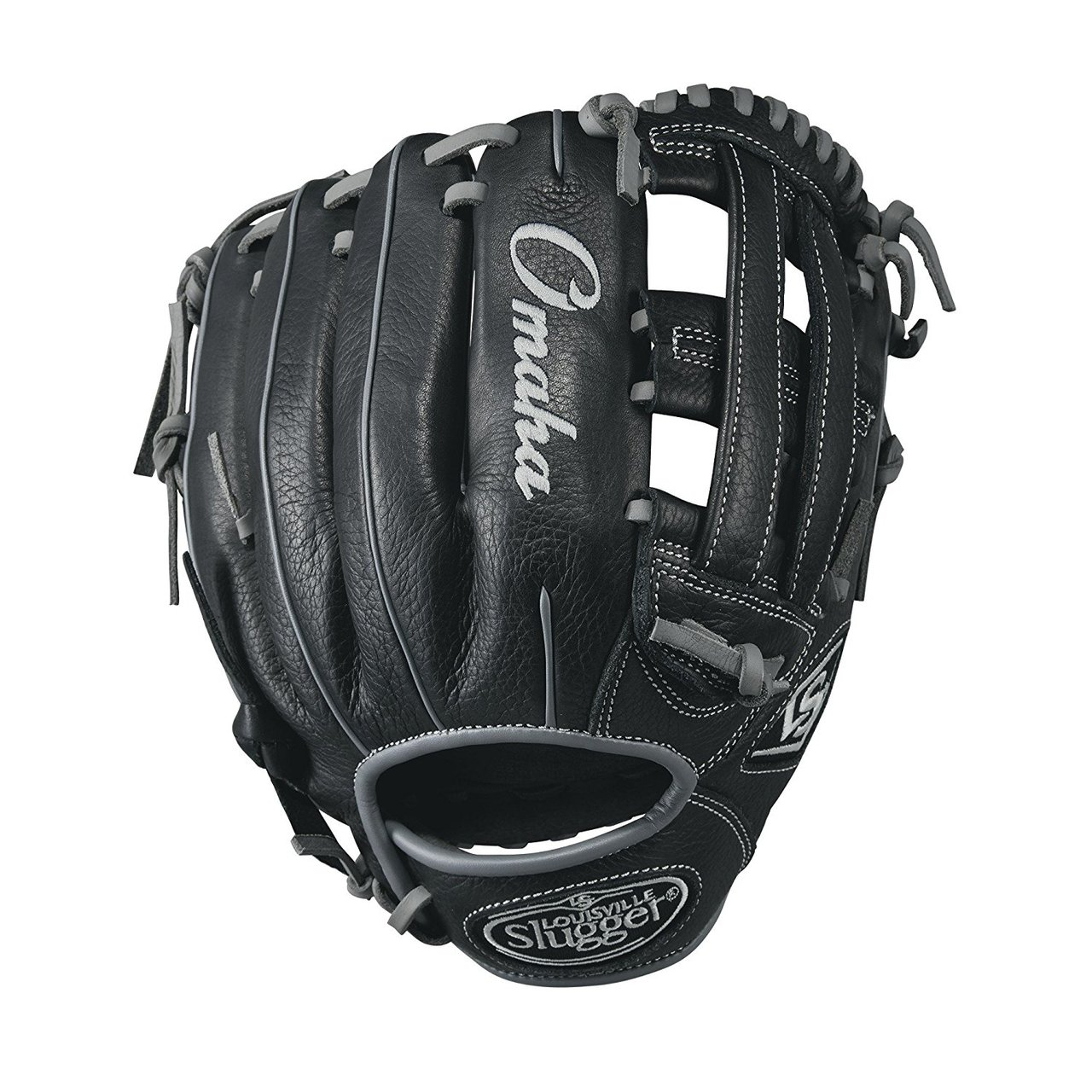 louisville-slugger-omaha-11-5-inch-wtlomrb17115-baseball-glove-right-hand-throw LOMRB17115-RightHandThrow  887768498542 11.5 infield WTLOMRB17115 Dual post web pattern Soft full-grain Steerhide leather