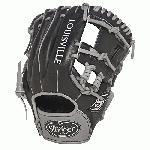 Louisville Slugger Omaha Flare 11.25 inch Baseball Glove Right Handed Throw