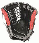 Louisville Slugger Omaha Flare 11.5 inch Baseball Glove (Left Handed Throw) : The Omaha Flare Series combines Louisville Slugger's iconic Flare design and professional patterns with game-ready performance leather. The flare technology gives you up to 15% wider fielding surface vs. a traditional pattern. Giving you a quick break-in, quick ball-transfer and quick inning. Conventional open back Mod-Trap web