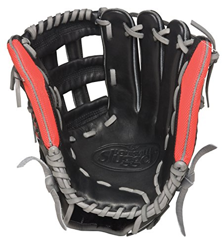 louisville-slugger-omaha-flare-11-75-inch-baseball-glove-right-handed-throw FGOFBK5-1175-Right Handed Throw Louisville Slugger 044277052430 Louisville Slugger Omaha Flare Baseball Glove 11.75 inch with Game Ready