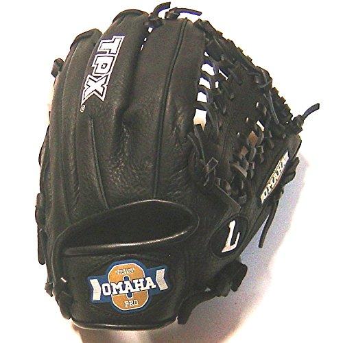 louisville-slugger-omaha-pro-ox1154b-11-5-inch-baseball-glove-right-hand-throw OX1154-B-Right Hand Throw Louisville Slugger New Louisville Slugger Omaha Pro OX1154B 11.5 inch Baseball Glove Right Hand
