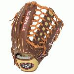 Louisville Slugger Omaha Pure Baseball Glove Brown 12.75 inch