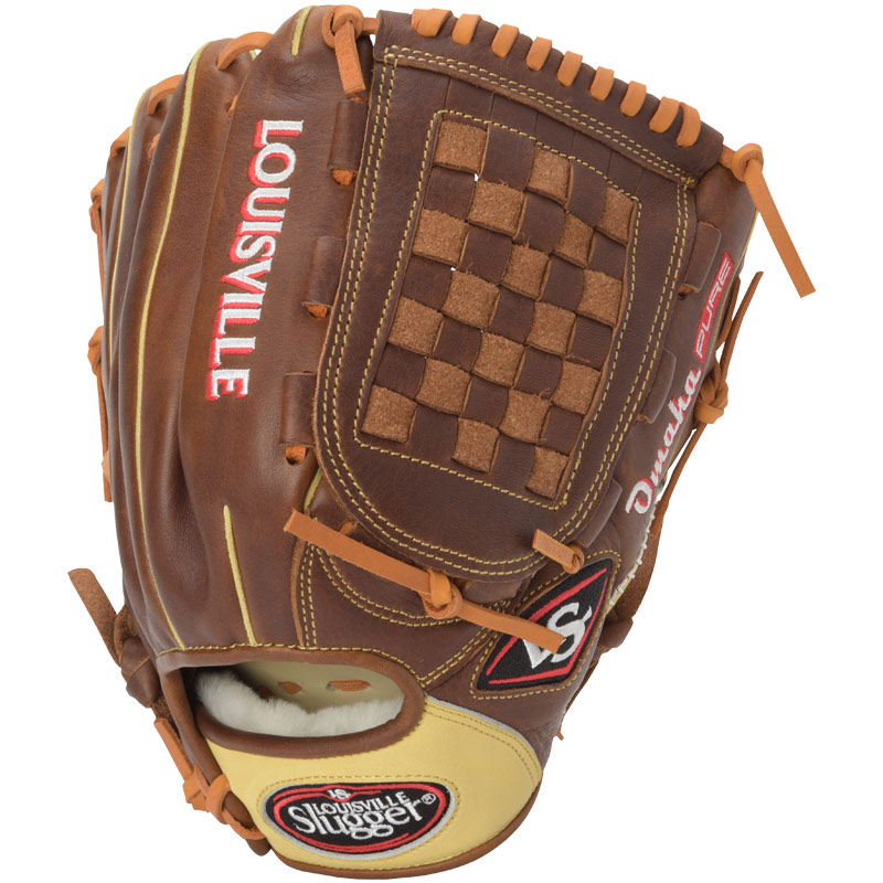 The Omaha Pure series brings premium performance and feel to these baseball gloves with ShutOut leather and professional patterns. The all-new series features the innovative ClipEdge Design for additional stabilization of the thumb and pinky while offering a unique look. Features Premium grade ShutOut leather shell Unique Clip-Edge design for reinforced thumb and pinky Hand stretched leather enhancements Full grain leather palm lining with premium lacing 12 Outfield Infield Pitcher Pattern Open Back Checkmate Web One Year Manufacturer s Warranty