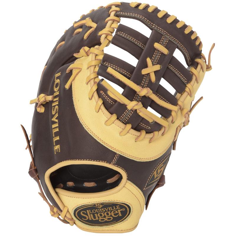 louisville-slugger-omaha-select-first-base-mitt-right-hand-throw-brown FGOSBN6-FBM1-RightHandThrow Louisville B015AFHUA2