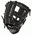 Louisville Slugger Pro Flare 11.25 inch Baseball Glove (Right Handed Throw) : Louisville Slugger Pro Flare gloves are designed to keep pace with the evolution of Baseball. The unique Flare design allows for quick-transfer of ball from glove to hand, because every split second counts. Better technology, better materials and better design. There is a larger catching surface area made possible by the extra wide lacing and curved finger tips. The gloves are made from professional-grade, oil-infused leather for maximum feel and performance right off the shelf.