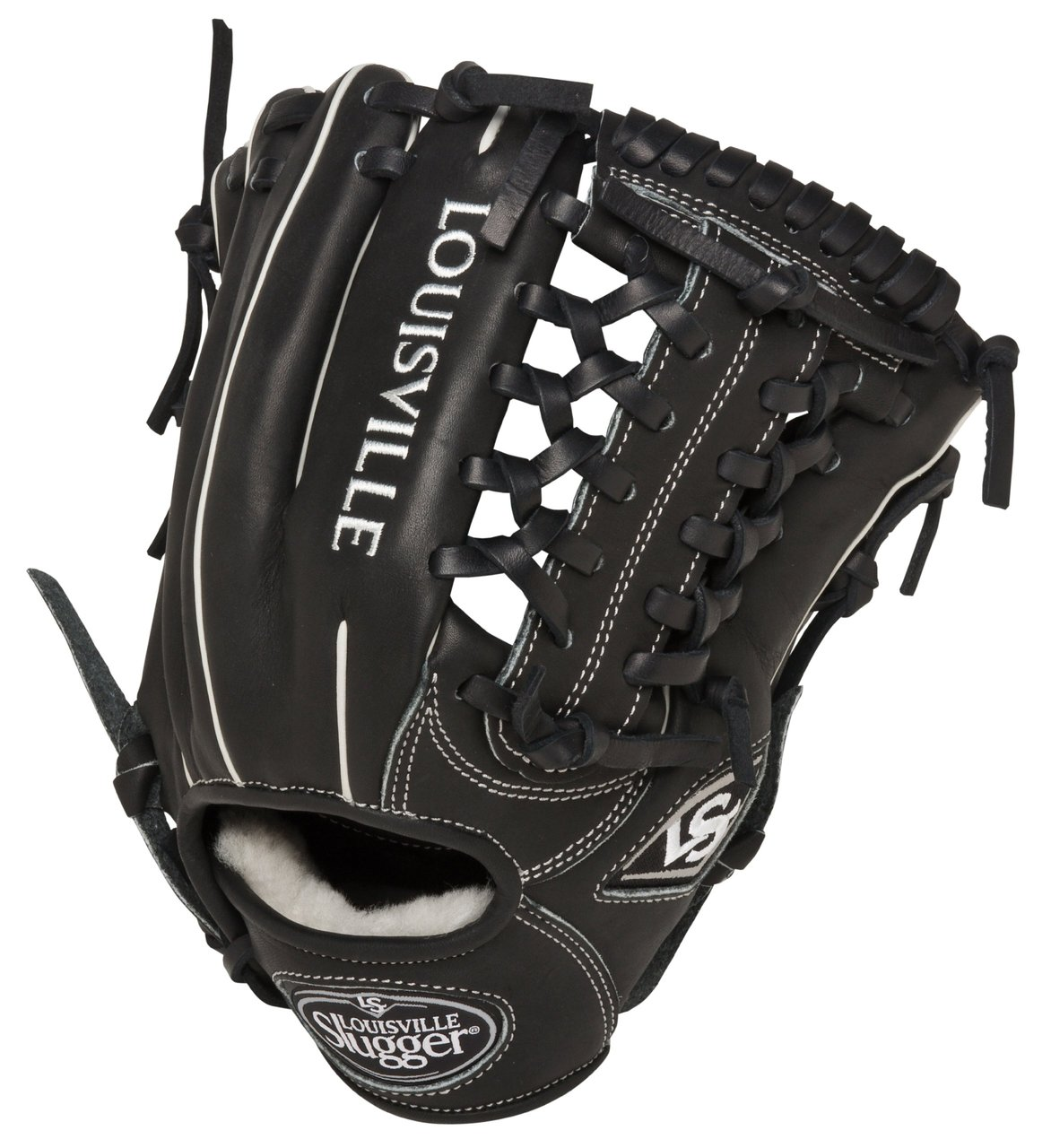 louisville-slugger-pro-flare-11-5-inch-baseball-glove-right-handed-throw FGPF14-BK115-Right Handed Throw Louisville Slugger 044277006679 Louisville Slugger Pro Flare 11.5 inch Baseball Glove Right Handed Throw.