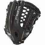 Louisville Slugger Pro Flare 13 Inch Baseball Glove FGPF14 BK1301 Right Hand Throw