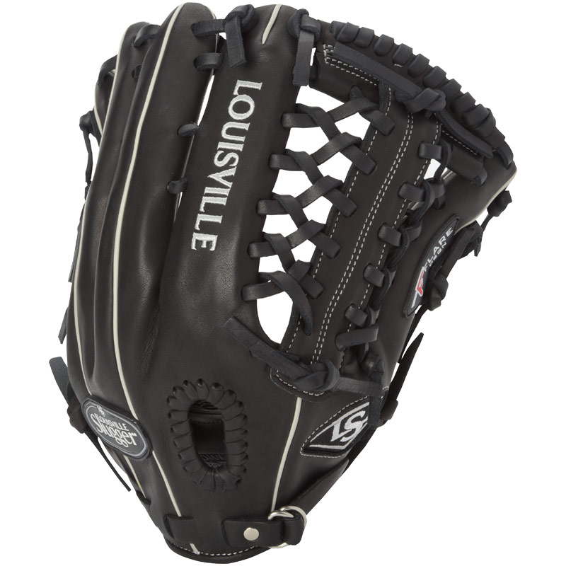 louisville-slugger-pro-flare-13-inch-baseball-glove-fgpf14-bk1301-right-hand-throw FGPF14-BK1301-RightHandThrow Louisville 044277133047 Designed with the speed of the game in mind. We build