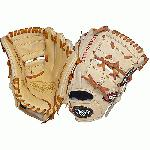 Louisville Slugger Pro Flare Cream 11.75 2-piece Web Baseball Glove (Left Handed Throw) : Designed with the speed of the game in mind. We build our fielding gloves like we build our bats: with classic design and cutting-edge technology. The Pro Flare Series combines Louisville Slugger's iconic Flare design and big league patterns with professional-grade leather. The flare technology has up to 15% wider fielding surface vs. a traditional pattern giving you just the edge you need to take your game to the next level.