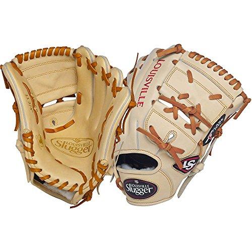 louisville-slugger-pro-flare-cream-11-75-2-piece-web-baseball-glove-left-handed-throw FGPF14-CR1176-Left Handed Throw Louisville New Louisville Slugger Pro Flare Cream 11.75 2-piece Web Baseball Glove Left