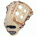 Louisville Slugger Pro Flare Cream 12.75 inch Baseball Glove (Right Handed Throw) : Louisville Slugger Pro Flare Outfield Glove. Designed with the speed of the game in mind. We build our fielding gloves like we build our bats: with classic design and cutting-edge technology. The Pro Flare Series combines Louisville Slugger's iconic Flare design and big league patterns with professional-grade leather. The flare technology has up to 15% wider fielding surface vs. a traditional pattern giving you just the edge you need to take your game to the next level.