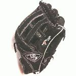 Louisville Slugger Pro Flare Outfield Baseball Glove. Professional-grade, oil-infused leather Combines unmatched durability with ultraquick break-in Extra-wide lacing for added strength Preferred by top professional and collegiate players 12.5 inch outfield model Conventional open back and H Web. Flare design, quick transfer from glove to hand The Pro Flare series design provides an open and flat pocket for easy ball transfer. Designed with the Speed of the Game in Mind-We build our fielding gloves like we build our bats: with classic design and cutting-edge technology. Made from professional-grade leather, our Pro Flare gloves are designed to keep pace with the evolution of baseball.