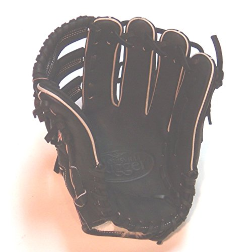 louisville-slugger-pro-flare-fgpf14-cbk127-baseball-glove-12-75-in-right-hand-throw FGPF14-CBK127-Right Hand Throw Louisville 044277019440 Louisville Sluggers Pro Flare Fielding Gloves are preferred by top professional