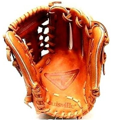 louisville-slugger-pro-flare-fl1176c55-11-3-4-inch-horween-baseball-glove FL1176C55 Louisville Slugger  Louisville Slugger 11.75 Modified Trap Web Open Back Pro Flare Series