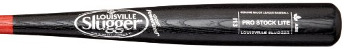 louisville-slugger-pro-lite-wood-baseball-bat-i13-34-inch WBPL14-13CWB-34 Inch Louisville 044277005818 Louisville Slugger Pro Lite are guaranteed -3 oz or lighter. Number