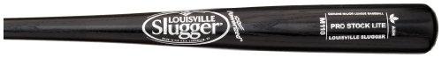 louisville-slugger-pro-stock-lite-m110-ash-wood-baseball-bat-34-inch WBPL14-10CBK-34 Inch Louisville 044277005795 Louisville Slugger Pro Stock Lite are -3 or lighter. Louisville Slugger