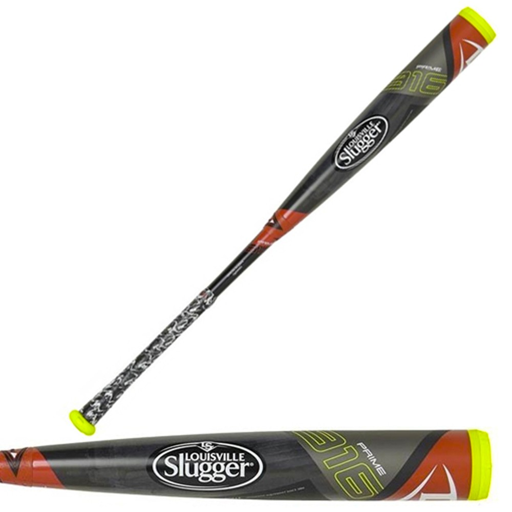 louisville-slugger-slp9160-baseball-bat-30 SLP9160-30-inch-20-oz Louisville 044277129507 Louisville Slugger constructs the Prime 916 Baseball Bat as a 3-Piece