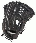 Louisville Slugger Super Z Black 14 inch Slow Pitch Softball Glove Right Handed Throw