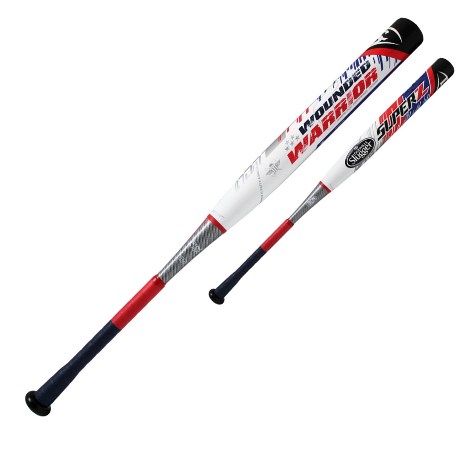 louisville-slugger-super-z-wounded-warrior-slowpitch-softball-bat-usssa-endloaded-27-oz SBWZ16U-E27 Louisville 044277130435 The Super Z Wounded Warrior is a limited edition slowpitch softball