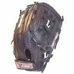Louisville Slugger V1275B 12.75 Inch Valkyrie Elite Fast Pitch Softball Glove : TPS Fastpitch Black Valkyrie Softball Glove 12.75 Closed Web Closed Back Velcro Closure. A Glove Designed for mid to high levels of fastpitch play.