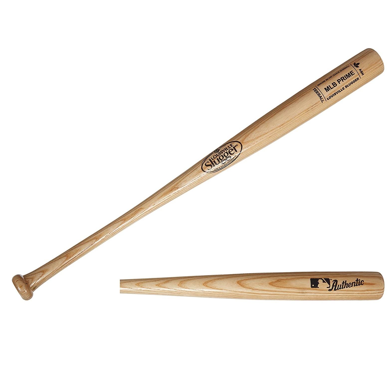 louisville-slugger-wbvaytb-na-125-prime-ash-tee-ball-bat-26-inch WBVAYTB-NA26   <p>Youth Ash wood. Natural Finish Wood Bat and not Cupped.</p>