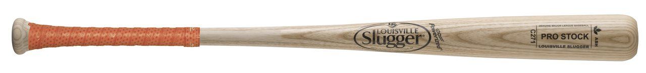 louisville-slugger-wood-baseball-bat-pro-stock-34-inch-c271-ls WBPS271-NA34OR Louisville 044277167264 Created using Northern White Ash wood the most common wood used