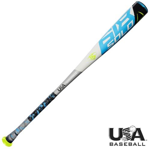 louisville-slugger-wtlubs618b1132-solo-618-11-usa-baseball-bat-32-inch-21-oz WTLUBS618B1132 Louisville 887768636739 The new solo 618 -11 2 5/8 inch USA Baseball bat