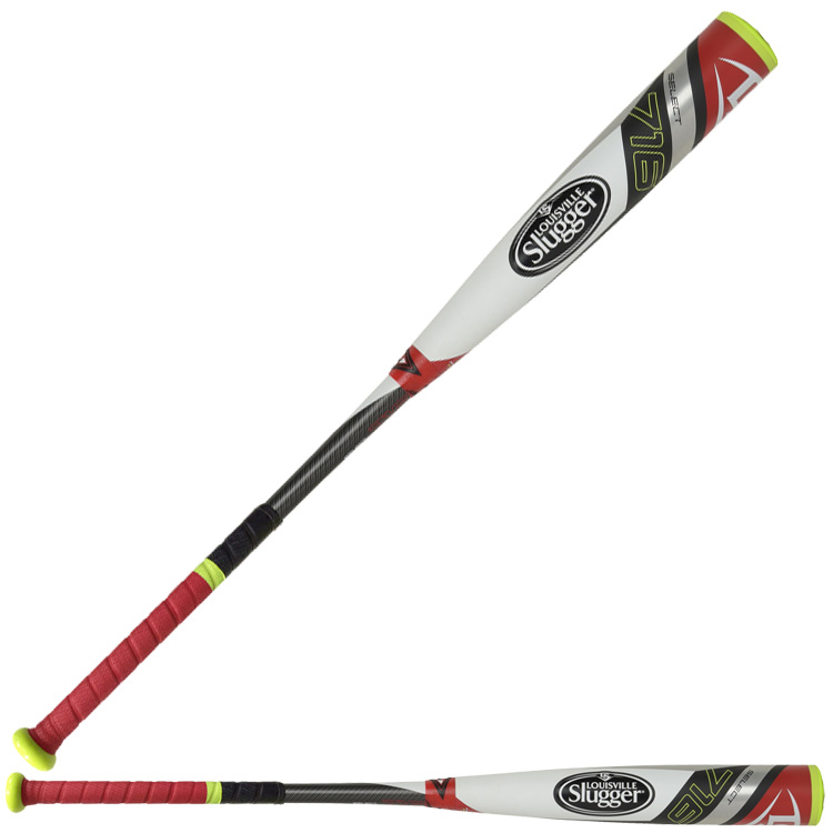 PRODUCT DESCRIPTION Louisville Extreme POWER. Crafted to be the next generation of hybrid power the SELECT 716 combines Louisville s patented TRU3 Explosive Power Transfer technology and hybrid 3-piece construction to deliver powerful performance. This impressive bat features a massive sweet spot dramatically reduced vibration compared to other bats a solid feel maximum barrel flex and an explosive trampoline-like swing. The SELECT 716 is one of the lightest swing weights among all hybrid bats. 100 composite handle AC21 alloy barrel TRU3 - Explosive Power Transfer 3-piece bat construction 2 1 4 barrel 7 8 tapered handle