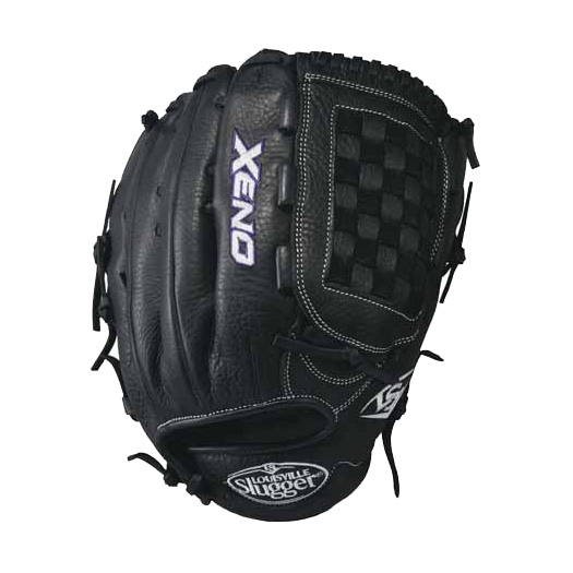 louisville-slugger-xeno-12-75-inch-fastpitch-softball-glove-closed-basket-black-right-hand-throw LXNRF171275-RightHandThrow Louisville 887768498351 When top-of-the-line leather meets a soft lining a game-ready glove like