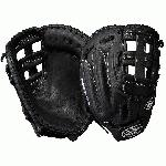 When top-of-the-line leather meets a soft lining a game-ready glove like no other is born. The Xeno is stylish and provides a sure feel designed specifically for the female player. A soft Pigskin wrist lining reinforces support and provides a more secure fit. Pre-conditioned ready for the field with minimal break-in. - 13 Inch First Base Model - Female Specific Pattern - Dual Post Web - Soft Pigskin Wrist Lining - Minimal Break-in
