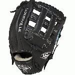 Louisville Slugger Xeno Fastpitch Softball Glove 11.75 FGXN14-BK117 The Louisville Slugger Xeno Fastpitch series softball glove takes best-in-class premium leather matched with soft linings for a substantial feel that is game-ready off the shelf.