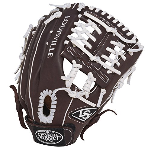 louisville-slugger-xeno-pro-brown-12-25-inch-softball-glove-right-handed-throw FGXPBN5-1225-Right Handed Throw Louisville Slugger 044277052843 The Xeno Pro Series allows Fastpitch players to take their game