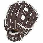 Louisville Slugger Xeno Pro Brown 12.5 inch Softball Glove Right Handed Throw