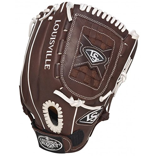 louisville-slugger-xeno-pro-brown-12-in-softball-glove-right-handed-throw FGXPBN5-1200-Right Handed Throw Louisville Slugger 044277052829 The Xeno Pro Series allows Fastpitch players to take their game