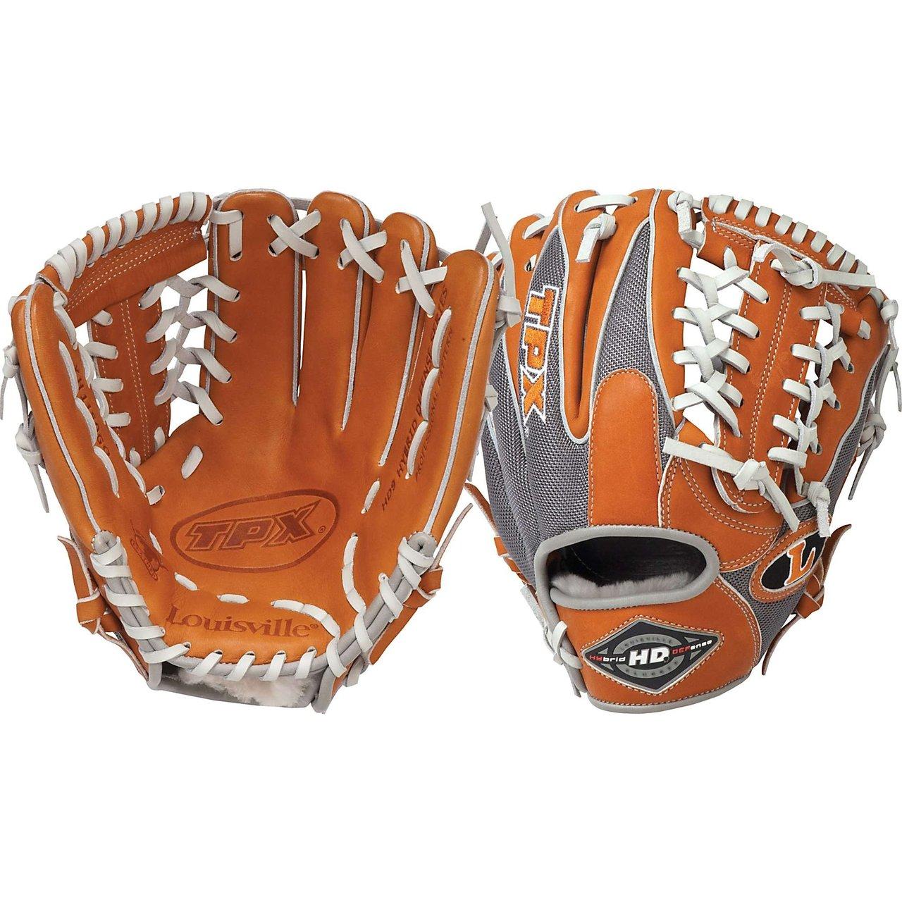 louisville-slugger-xh1150go-11-1-2-inch-baseball-glove-left-hand-throw XH1150GORH Louisville Slugger New Louisville Slugger XH1150GO 11 12 Inch Baseball Glove Left Hand Throw
