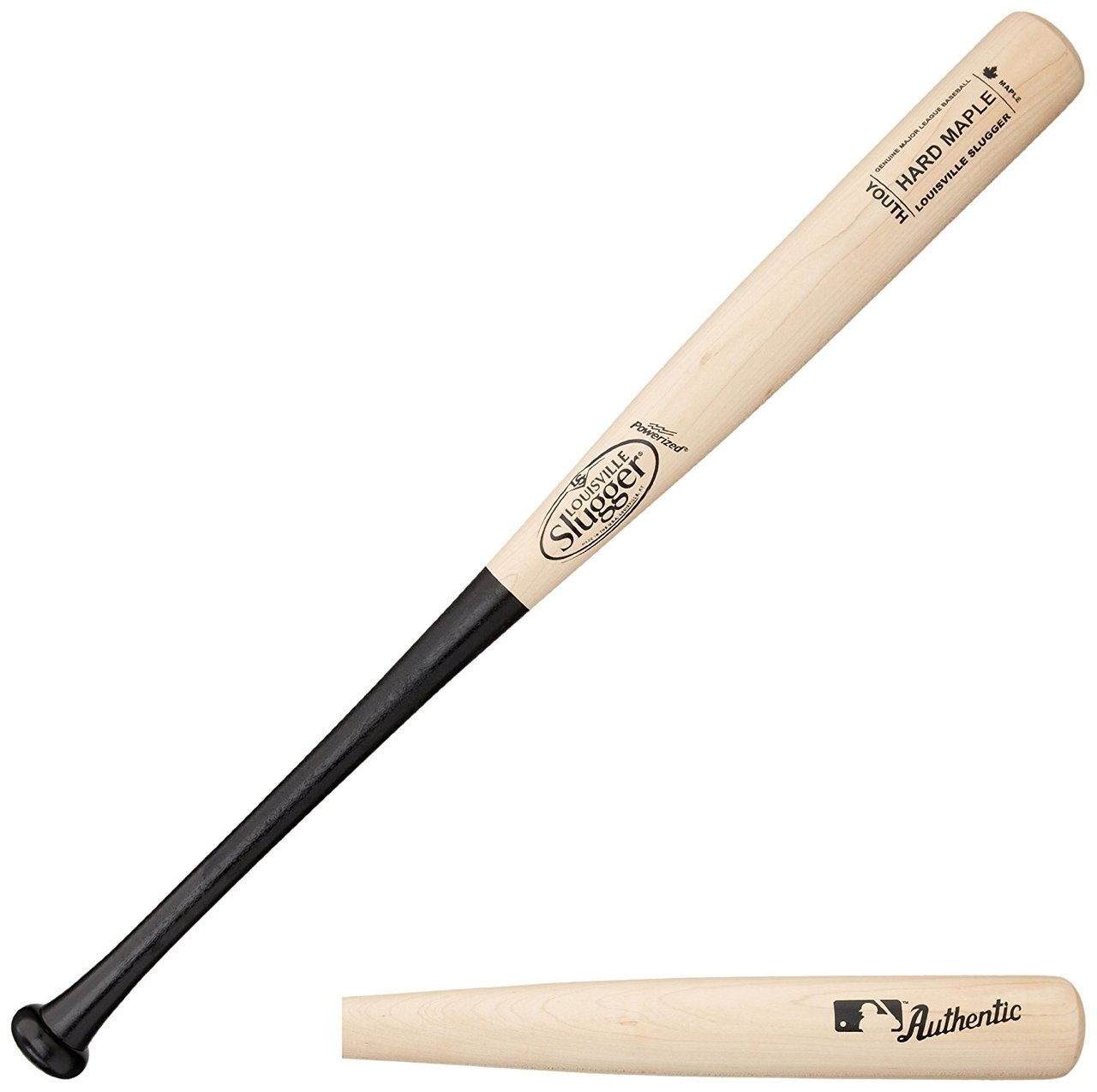 louisville-slugger-youth-wb-m9-maple-wood-bat-black-natural-31-inch WBM914-YBCBN-31 Inch Louisville 044277006105 Youth M9 Maple is the best youth louisville maple wood for