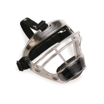 markwort-game-face-softball-safety-mask-large-black-clear LGF-BlackClear  New Markwort Game Face Softball Safety Mask - Large Black Clear