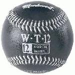 Markwort Weighted 9 Leather Covered Training Baseball (12 OZ) : Build your arm strength with Markwort training weighted baseballs. As you train gradually increase the weight of the ball as you build strength in your throwing arm. Color coded cover indicates the ball weight. Weighted baseballs are 9 inch circumference with varying weights. Leather cover, white stitching. Weighted core. Size of regulation baseballs are 9 and 5 oz.