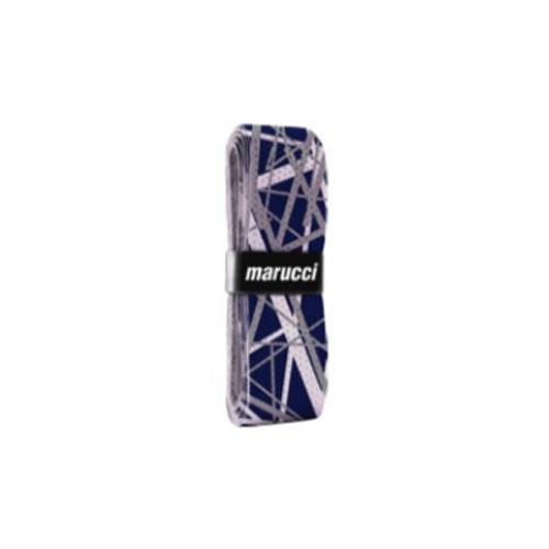 marucci-1-mm-grip-navy-blue-dash M100-NBDSH Marucci 840058751758 <h1 class=productView-title-lower>1.00MM BAT GRIP</h1> Maruccis advanced polymer bat grip technology maximizes