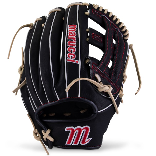 marucci-acadia-m-type-baseball-glove-45a3-12-00-h-web-right-hand-throw MFGACM45A3-BKCM-RightHandThrow Marucci 840058746525 <em>M Type</em>fit system provides integrated thumb and pinky sleeves with enhanced
